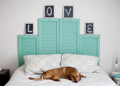 diy headboard projects   change  bedroom design