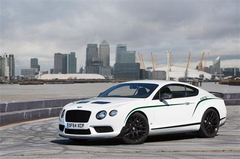 Bentley Continental Gt3-r Review (2017)