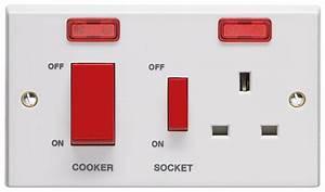 Volex Vx9700 Cooker Control Unit 45a