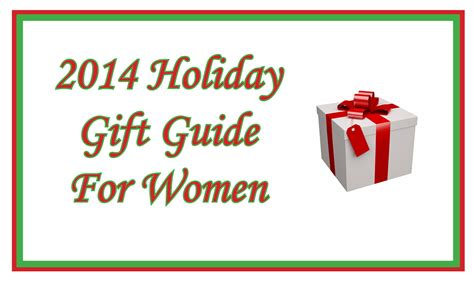 2014 holiday gift guide for women mommy has a life