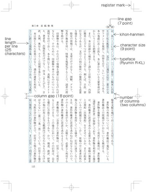 requirements  japanese text layout english version