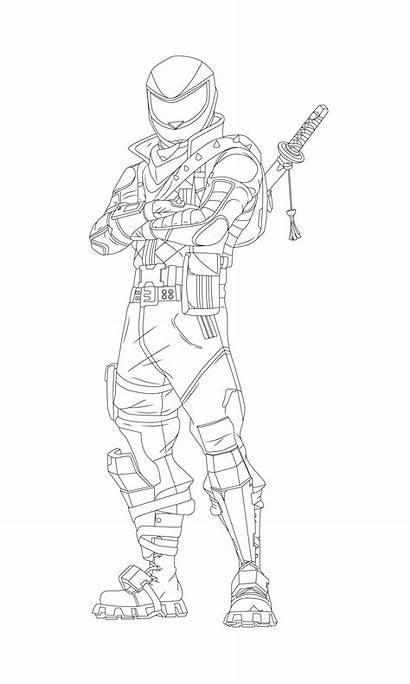 Fortnite Coloring Pages Colouring Beef Boss Omega