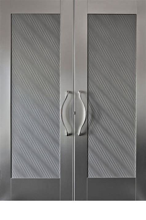 Door pulls modern minimalist stainless steel door system
