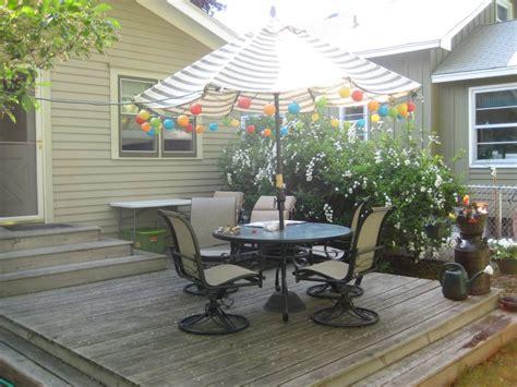 patio umbrella with led lights 187 backyard