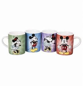 Minnie Mouse Tasse : tasse mini mickey ans minnie f r nur chf 16 25 bei merchandisingplaza ~ Whattoseeinmadrid.com Haus und Dekorationen