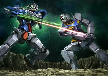 Gundam Exia Mobile Suit Wallpapers Background Anime