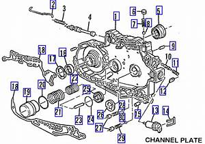 I Need A Schematic Of A 2004 Chevy Impala Transmission