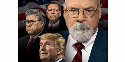 Durham Trump Barr John President Attorney Counsel