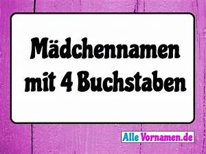 Kleine Rechnung Mit 4 Buchstaben : kurze m dchennamen mit 4 buchstaben im namenslexikon ~ Themetempest.com Abrechnung