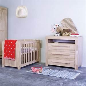 Chambre Bébé Bois Massif : les avantages d un lit enfant en bois massif alfred et ~ Teatrodelosmanantiales.com Idées de Décoration