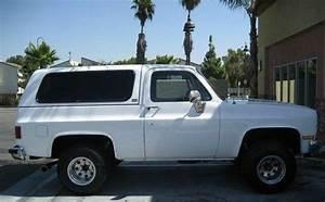 Purchase Used 1983 Chevrolet K5 Blazer In Hollywood