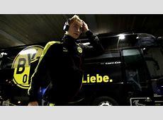 Marco Reus Borussia Dortmund arrives UEFA Champions