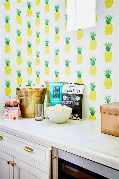 Kitchen Pineapple Hgtv Counter Woodcock John Pineapples