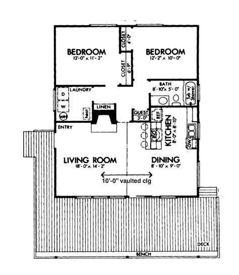 bedroom cabin plans  bedroom cabin hwbdo cabin house plan  guest house