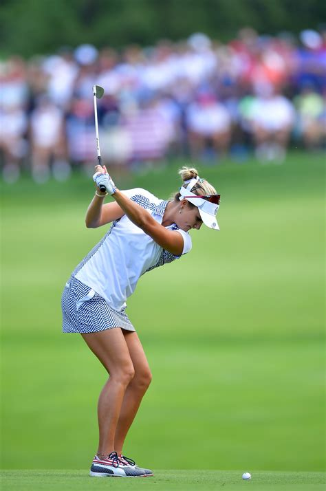 Get Some Of Lexi Thompson's Balance In Your Game  Golf Digest