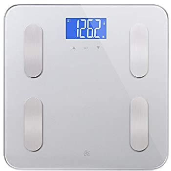 amazoncom greatergoods digital body fat weight scale