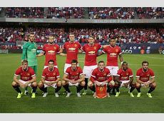 Manchester United 20152016 Prediction, Preview, Roster