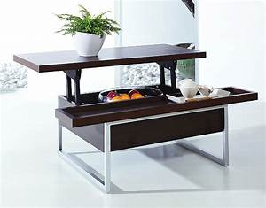 Table Basse Relevable But : table basse plateau relevable roosevelt wenge table basse topkoo ~ Teatrodelosmanantiales.com Idées de Décoration