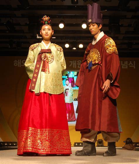 hanbok modern baju korea traditional middle eastern clothing history www imgkid