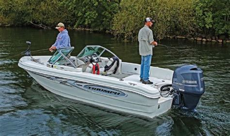 Triumph Boats For Sale In Ontario by Triumph Boats 186 Fs Fish In The Morning Ski In The