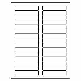 Free averyr template for microsoft word filing label 5066 for Avery 5166 template