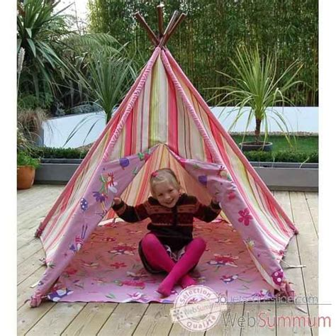 tente tipi fille tipi tente pour enfant maison des elfes the basket 51004a photos jouets prestige de the