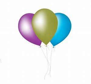 Free Birthday Balloons Clip Art - ClipArt Best - Cliparts.co