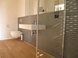 Beton Cire Dusche : holzfliesen beton cire wei badezimmer pinterest holzfliesen beton cire und badezimmer ~ Sanjose-hotels-ca.com Haus und Dekorationen