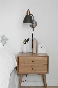 Lampe Chevet Murale : 1001 id es pour une lampe de chevet suspendue dans la ~ Premium-room.com Idées de Décoration