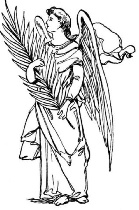 FREE CRAFT PATTERNS for Everyday Arts & Crafts - Angels