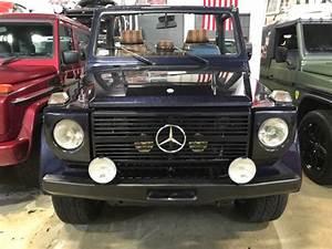 Mercedes Benz Convertible G300d  Gd300 Wagon  Gwagon