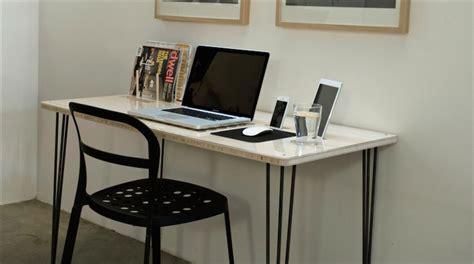 dock bureau kickstarter un bureau conçu pour le mac avec un dock
