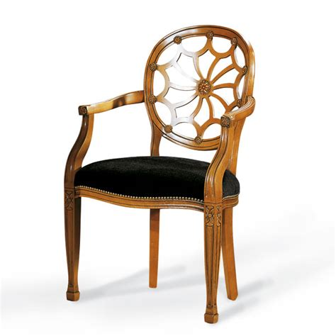 wheel back antique reproduction upholstered carver dining