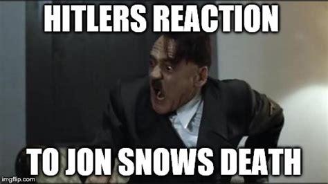 Hitler Reacts Meme - hitler imgflip
