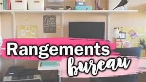 ranger son bureau pour bien commencer son annee youtube With comment ranger son bureau de chambre