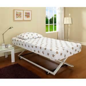 rollout pop up trundle bed wayfair