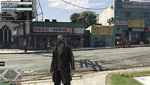 Watch Dogs mods for Grand Theft Auto 5 - Download Link and ...