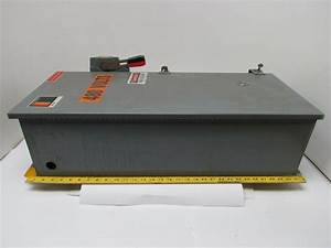 Eaton Cutler Hammer Combination Size 1 Motor Starter
