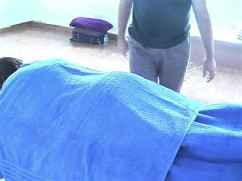 towel draping towel technique and draping your clients during