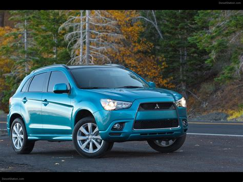 Mitsubishi Outlander Sport Wallpapers by Mitsubishi Outlander Sport 2012 Car Wallpaper 15