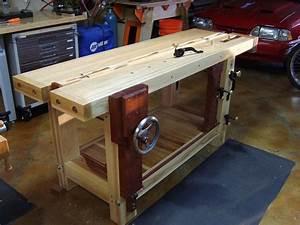 Split Top Roubo Bench - FineWoodworking