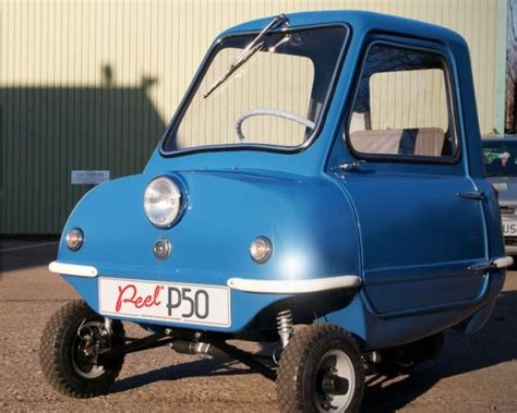 Smallest Car Price by The Smallest Car In The World The Peel P50 Micro Car