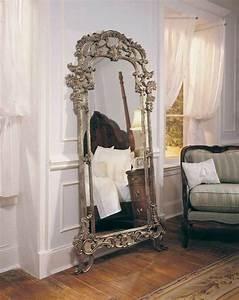 Grand Miroir Vintage : miroir sur pied ikea ~ Teatrodelosmanantiales.com Idées de Décoration