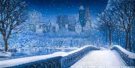 christmas in central park back drops for santa pics backdrop wi 034b central park winter 2b winter backdrops winter