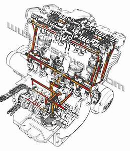 Hayabusa Engine Diagram