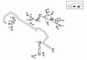 E320 Wagon - Rear Suspension Riding Hard