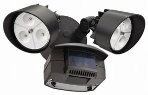 How to install flood lights under eaves interactiverevizion