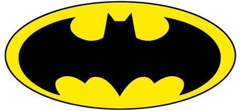 printable batman logo clipart