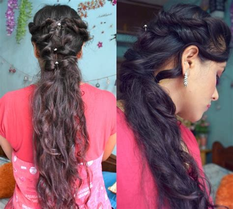 Twisted Knots Hairstyle by Summer Twisted Knot Hairstyle Tutorial