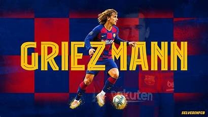 Griezmann Barcelona Antoine Fc Wallpapers Football Soccer